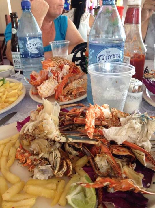 caye caulker lobsterfest