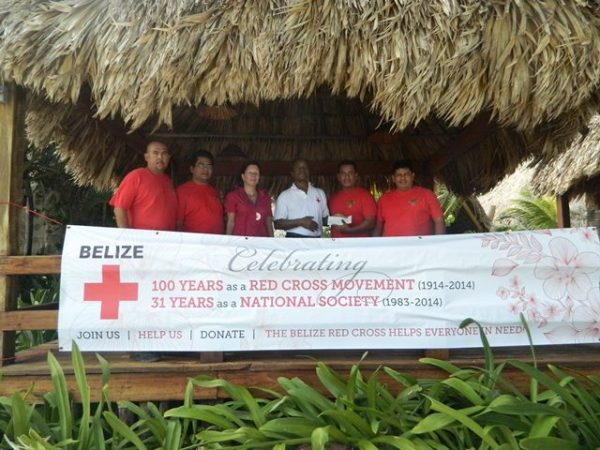 belize red cross donation