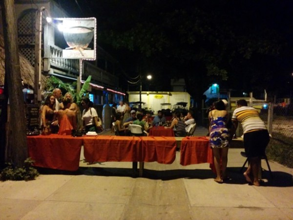 annual fundraising dinner for the royal british legion belize at el fogon