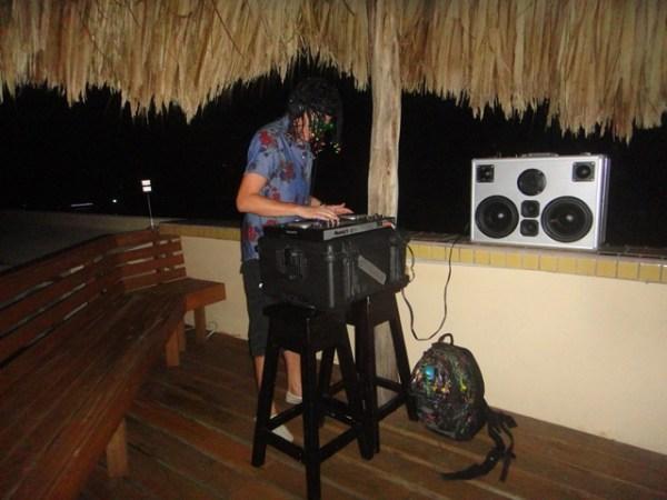 DJ matt hoy belize
