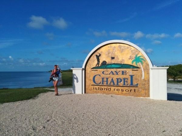 caye chapel belize