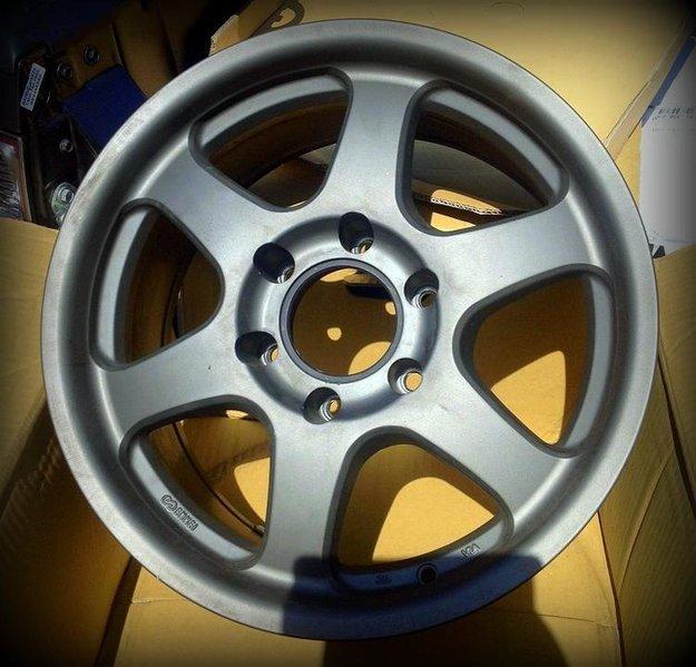 Eight Spoke Enkei Wheels Truck And Suv