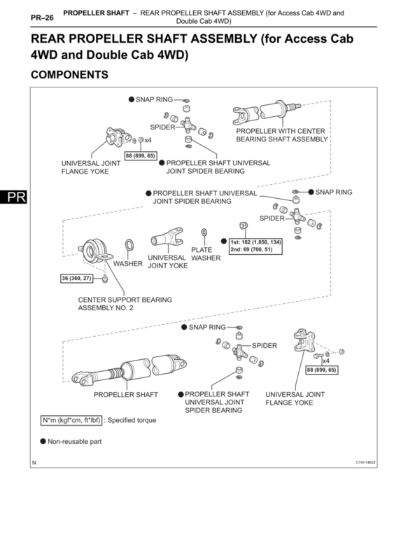 2002 Toyota Tacoma V6 Engine Diagram