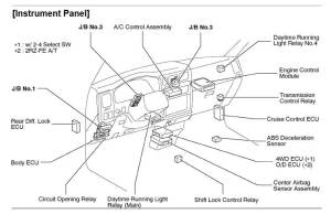 2003 Toyota Taa Tail Light Wiring Diagram  Somurich
