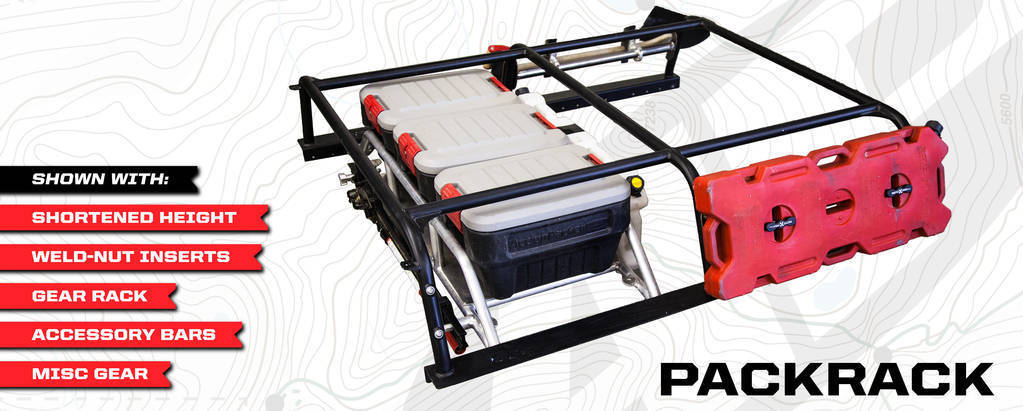 all pro expedition series pack rack