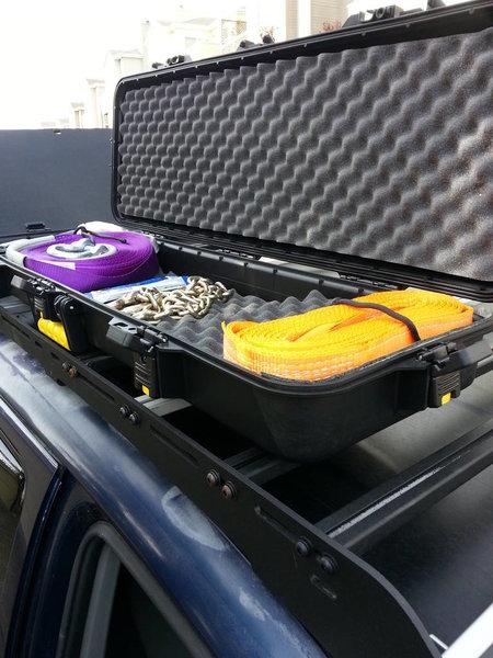roof rack storage case