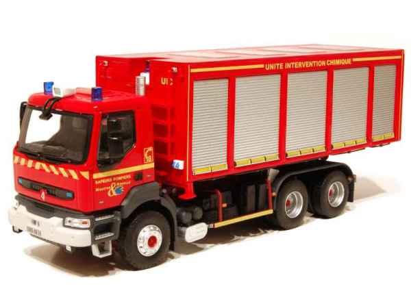 Renault - Kerax Berce Pompiers - Eligor - 1/43 - Autos ...