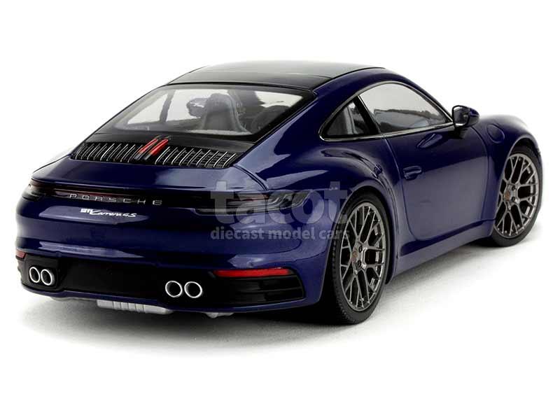 Porsche New 911 992 Carrera 4s 2019 Minichamps 1 18