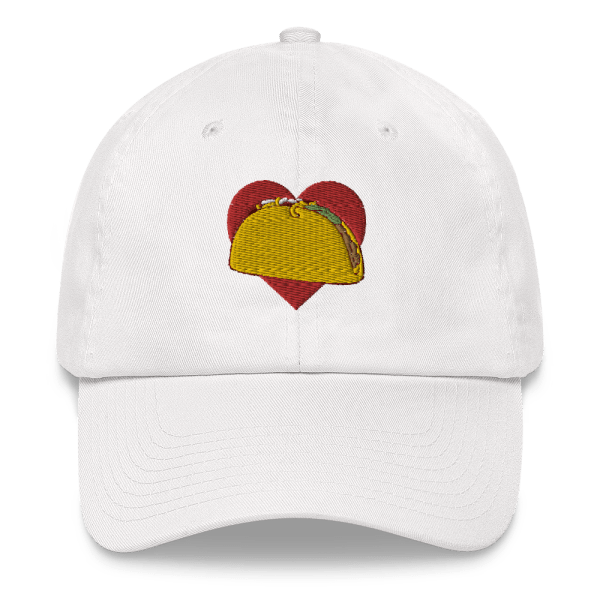 Taco Love Dad Hat