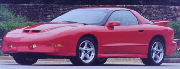 93 02 Firebird Body Panels