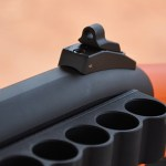 Wilson Combat Less Lethal 870 rear sight