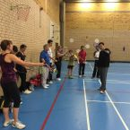 Coach Andrew Chang Coaching Camp: Bedford, England (2014)