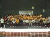 Coaching the Mizoram State Team, India (2010)