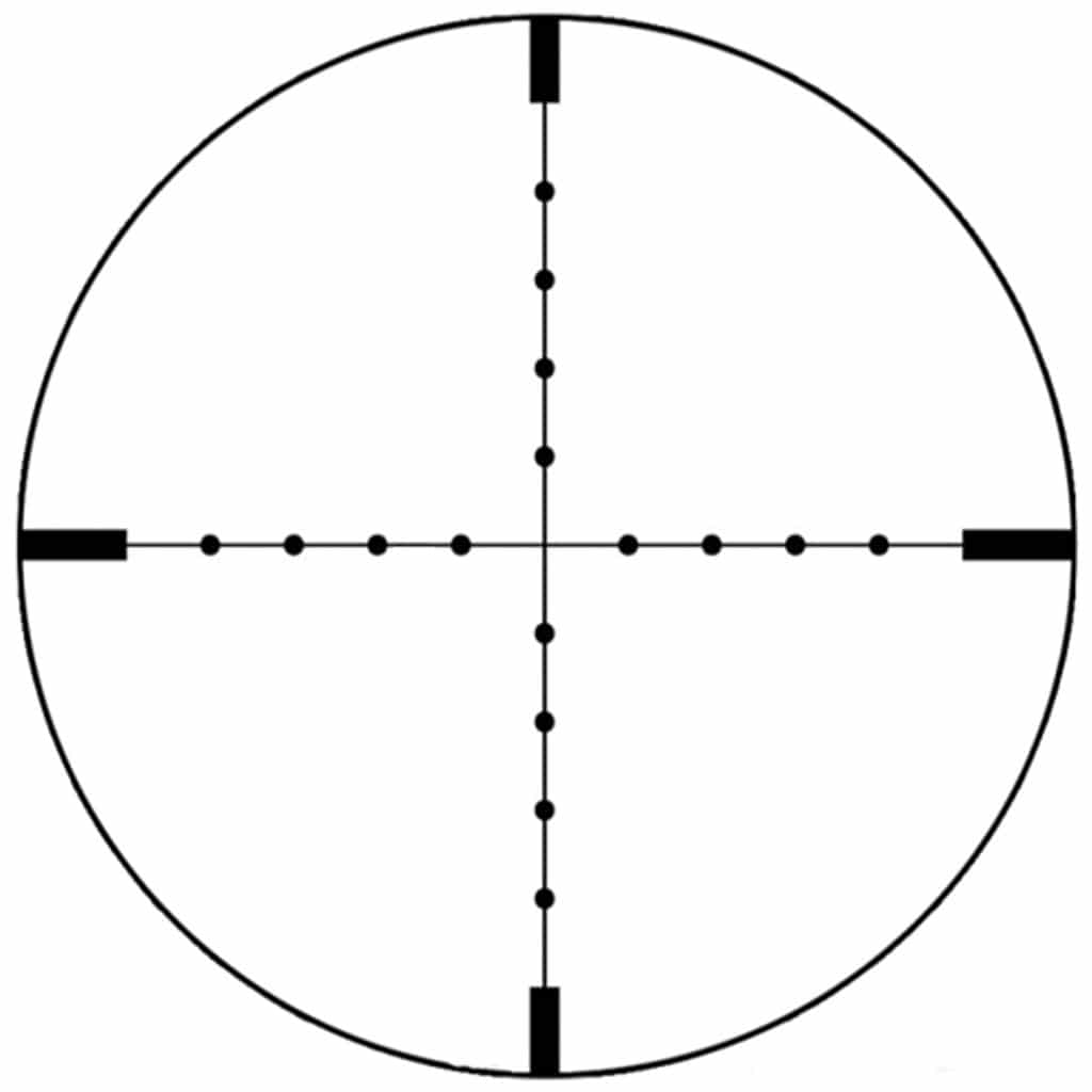 How To Use A Mil Dot Scope Effectively