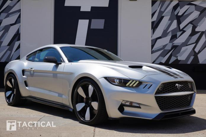 Used 2017 Ford Mustang Galpin Rocket For Sale 117 900 Tactical Fleet Stock Tf1323