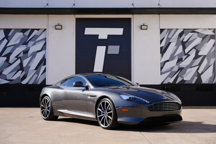 Used 2016 Aston Martin Db9 Gt For Sale 115 900 Tactical Fleet Stock Tf1575