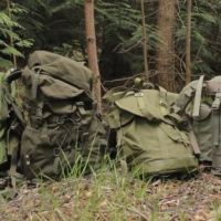 Use of the Backpack for Routes, Hiking, and Excursions in the Mountains