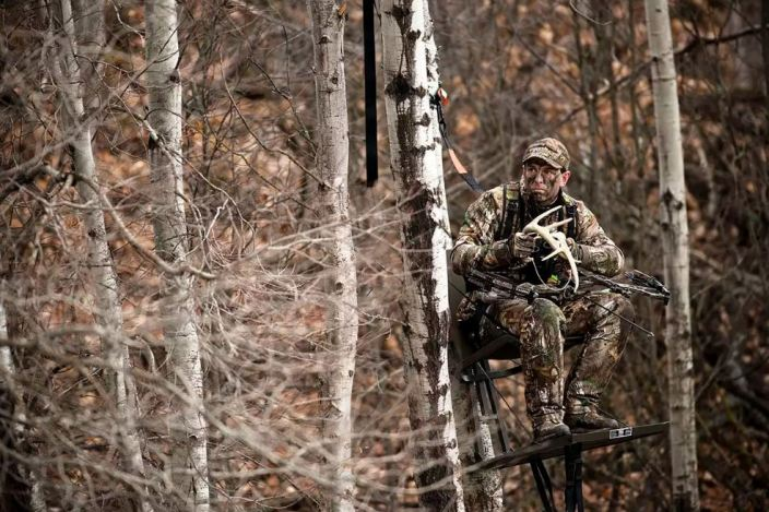 Ground Blind Or Tree Stand