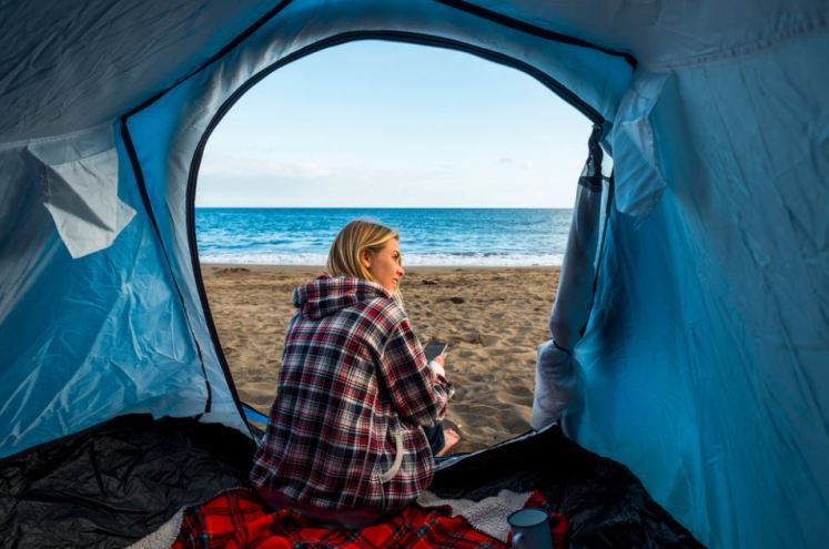 How to Stay in a Tent
