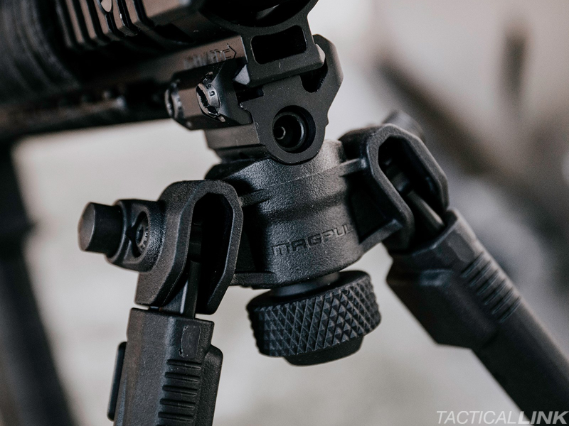 Magpul Bipod Black For Picatinny Rail Handguard