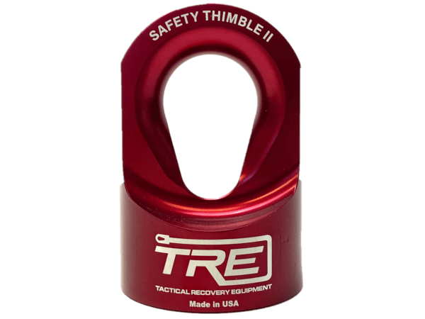 Red Safety Thimble II