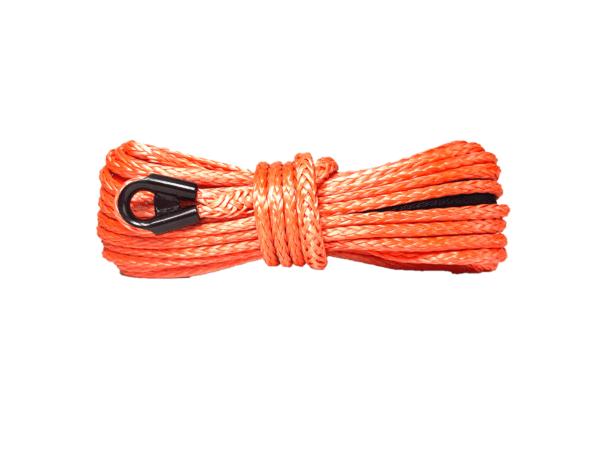 "1/4"" Orange Winch Rope"