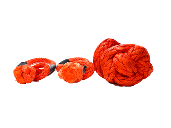 Industrial Soft Shackle Knot