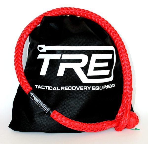 TRE Large Red Soft Shackle