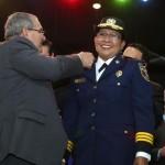 Avalancha de ascensos en la Policía