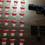 Federales acusan a 40 personas por tráfico de drogas