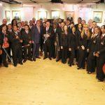 Estrena orquesta de conciertos de Carolina