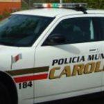 Agredidos en robo en Carolina