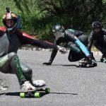 Arranca el circuito de descenso en patineta