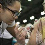 Vidapalooza arranca con sobre 6 mil personas vacunadas