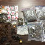 Arresto por Ley de Armas y sustancias controladas en Luquillo