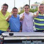 Candidatos movilizan seguidores en fin de jornada de campaña