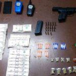 Reporta arresto por sustancias controladas y Ley de Armas en Fajardo y Naguabo