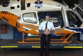 Gobierno alega helicóptero ambulancia le falta certificación para cobrar a planes médicos
