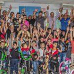 Organización Mundial de Boxeo repartió regalos a niños de Canóvanas