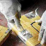 Federales arrestan a cuatro personas que intentaban introducir 1,608 kilogramos de cocaína