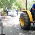 Alcalde de Río Grande y Senador Correa inspeccionan trabajos de repavimentación en la PR-187