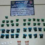 Arrestos por sustancias controladas en Naguabo