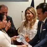 Primera Familia entrega las primeras llaves del proyecto Casa Mía