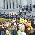 """Repudian orden para reabrir Recinto de Río Piedras y que se """"criminalicen"""" las protestas"""