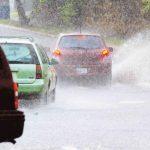 Aguaceros dispersos afectarán al noroeste del país