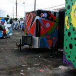 """Quieren poner """"food trucks"""" en Centro Médico"""