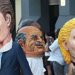 Familia activa personal para Fiestas de la Calle San Sebastián