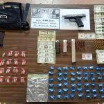 Ocuparon 78 bolsas de marihuana y 104 municiones en Fajardo