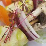Sabrosuras: Mini pinchos de vegetales