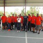 Más de 200 jugadores de baloncesto en Naguabo